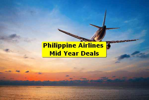 Philippine Airlines Mid Year Deals